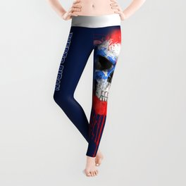 To The Core Collection: Puerto Rico Leggings