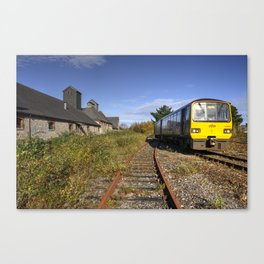 Maltings Pacer Canvas Print