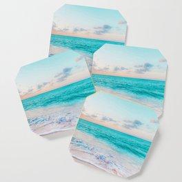 Ocean Bliss #society6 #society6artprint #buyart Coaster