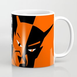 The Devil Passes Coffee Mug
