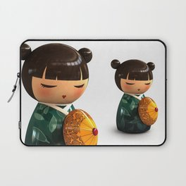 Kokeshi 01 Laptop Sleeve
