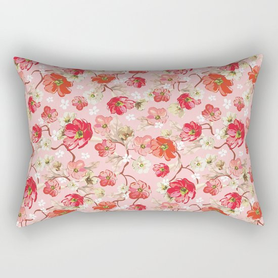 Spring is in the air #1 Rectangular Pillow