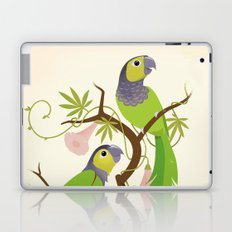Black-capped conure Laptop & iPad Skin