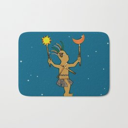 MayanPop Bath Mat