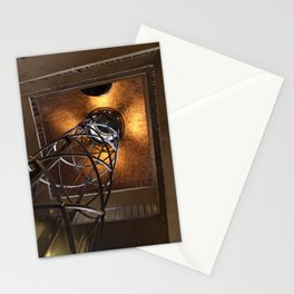 Inside the Astronomical Clock, Prague Stationery Cards