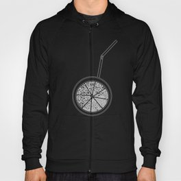 orange cocktail with a straw . cocktail https://society6.com/totalflora/collection Hoody