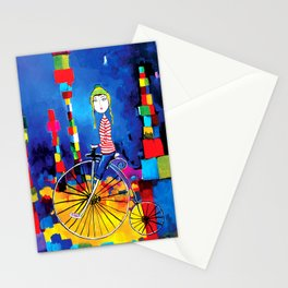 Out Of Bounds Stationery Cards