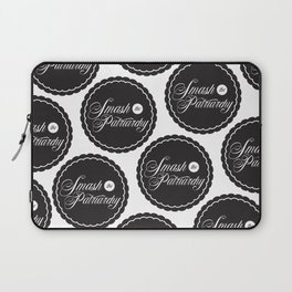 Smash the Patriarchy v.2 Laptop Sleeve