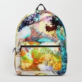 Painterly Backpack