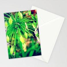 PurpleFlowers Stationery Cards
