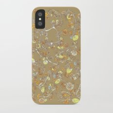 forest001 Slim Case iPhone X