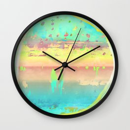 Alissia World A Wall Clock