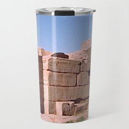 Temple of Dendera, no. 4 Travel Mug