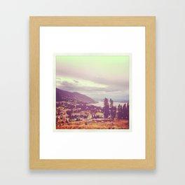 Grand Lake Colorado Framed Art Print