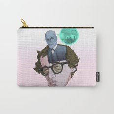 Id, Ego & Superego of Woody Allen Carry-All Pouch