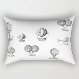 COLOR AIRBALLOON Rectangular Pillow