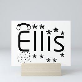 Ellis Mini Art Print