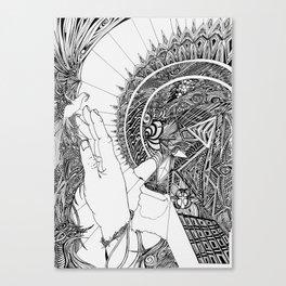 Geochrist Canvas Print