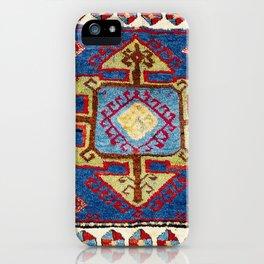 Malatya East Anatolia Antique Turkish Rug iPhone Case