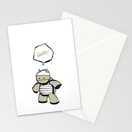 minima - mr. pal Stationery Cards