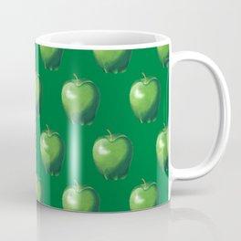 Green Apple_B Coffee Mug