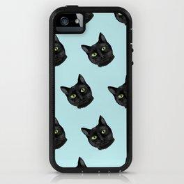 Black Cat Appreciation Day iPhone Case