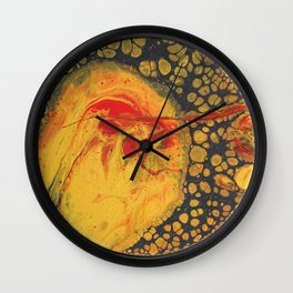 BRGROUND-2 Wall Clock