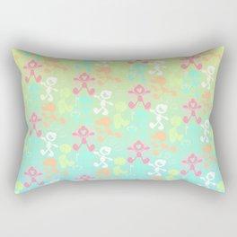 Fruity Game & Watch Rectangular Pillow