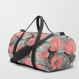 Water Lily .2 Duffle Bag