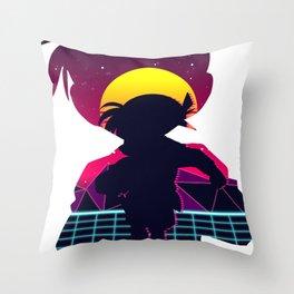 Detective Conan Throw Pillow