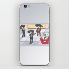 Dia de los Muertos; Celebración iPhone & iPod Skin