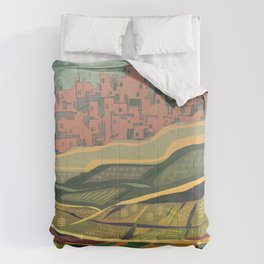 Growing Food Comforters