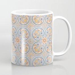 Tile Pattern Mexico II Coffee Mug