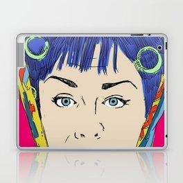 Dawn Davenport DIVINE John Waters FEMALE TROUBLE Laptop & iPad Skin