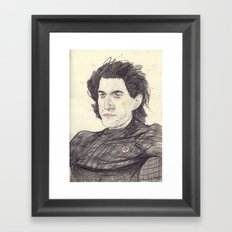 Kylo Ren Framed Art Print