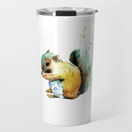 Squirrel - Nuts Travel Mug