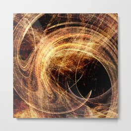 The unknown Metal Print