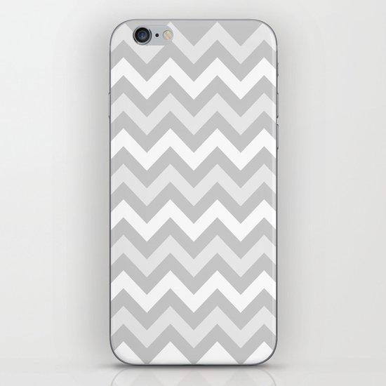 chevron #9 iPhone & iPod Skin