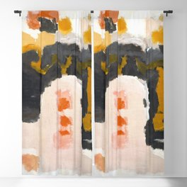 Mark Rothko - Untitled - 1947 Artwork Blackout Curtain
