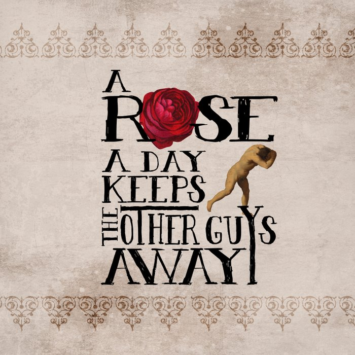 A Rose A Day Comforters