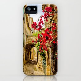 Provincial France iPhone Case