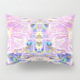 Flower Dimension Pillow Sham