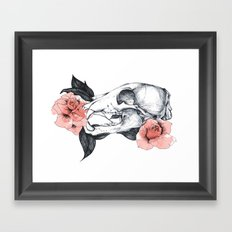 Life&Death Framed Art Print