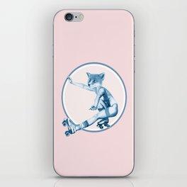 Menagerie Fox iPhone Skin