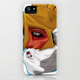 archangel Michael iPhone Case