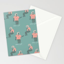 We Are Here With You Stationery Cards