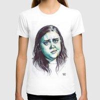 my mad fat diary T-shirts featuring My Mad Fat Diary - Rae Earl by Sara (aka Wisney)