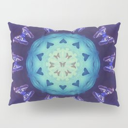 Mauve flight Pillow Sham