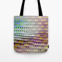 breathe Tote Bags featuring Breathe by mimulux