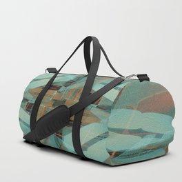 Bacon Blue Duffle Bag
